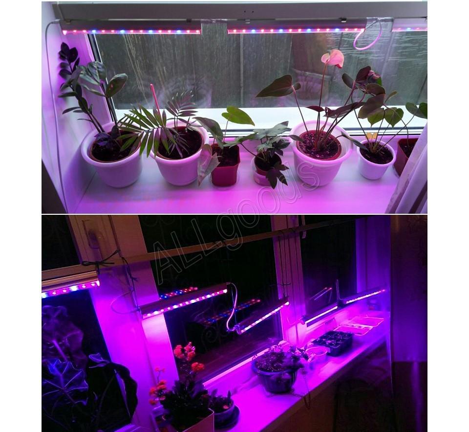 Фитолампа для комнатных растений (2 ленты в коробе)