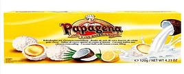 Вафельні кульки PAPAGENA, з лимонним кремом, 120г