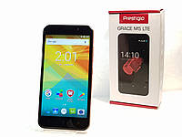 Смартфон Prestigio Grace M5 LTE 5511 Dual Sim Rose Gold