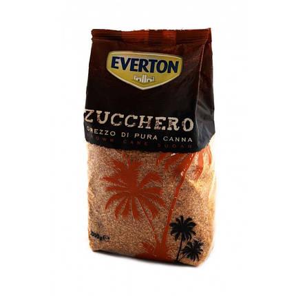 Сахар тростниковый Everton 1кг, фото 2