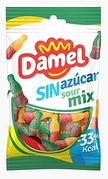 Жуйки Damel 100г без цукру sour mix кислинки без цукру