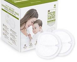 Nature Love Mere - Гигиенические прокладки для груди Original Breast Pads, 32 шт