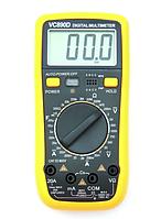 Цифровой мультиметр-тестер VC890D, фото 1