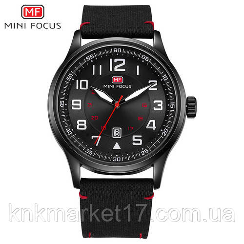 Mini Focus MF0166G All Black