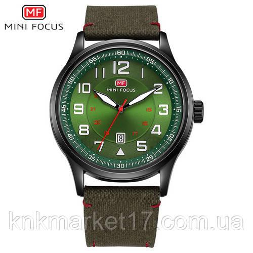 Mini Focus MF0166G Green-Black