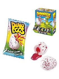 """Жувальна гумка """"Dino Eggs GUM FINI"""", яйця динозавра Діно 5 грам."""
