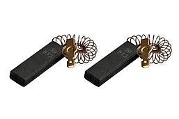 Щетки электродвигателя 5-12,4-36 мм для стиральной машины Bosch Siemens двухслойные