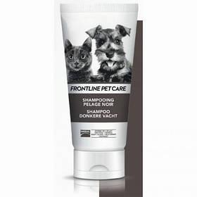 Шампунь Boehringer Ingelheim Frontline Pet Care для чорної шерсті, 200 мл