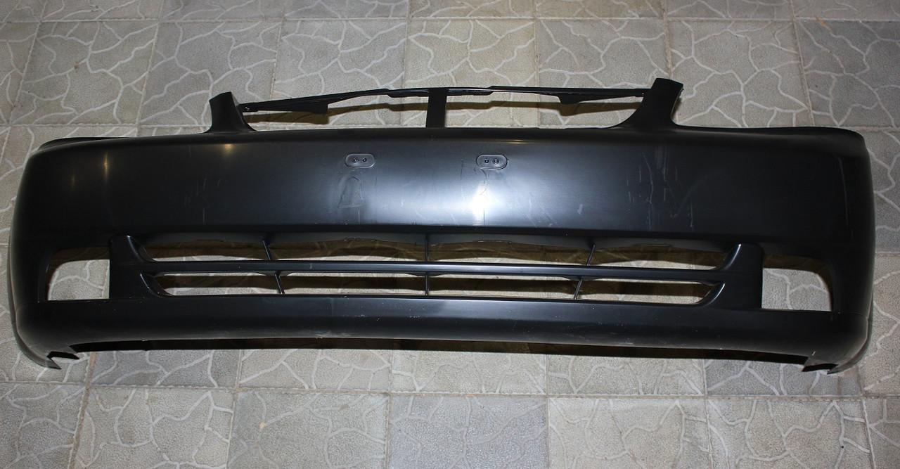 Накладка переднего бампера Лачетти седан/вагон grog Корея