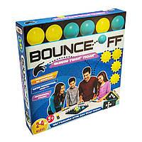 Игра настольная Strateg Bounce Off на русском SKL11-237853