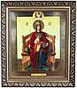 Икона Богородицы «Державная» (багет)