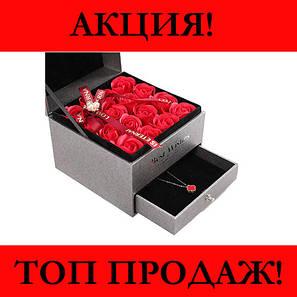 Подарочные наборы мыла из роз XY19-49- Новинка, фото 2