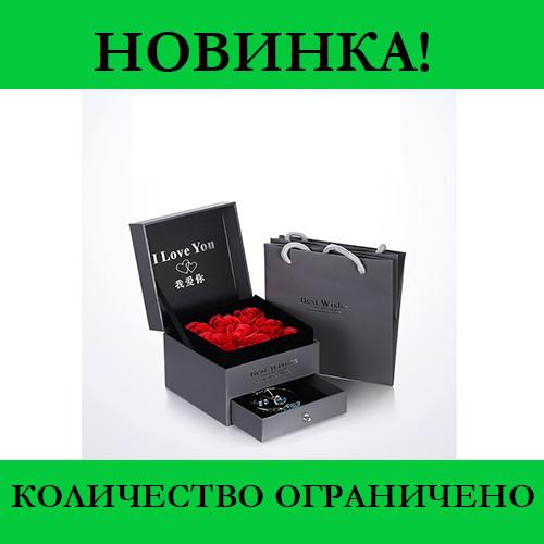 Подарочные наборы мыла из роз XY19-49