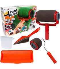 Валик с автоматической подачей краски Top Shop Paint Racer, валик для покраски, набор для покраски