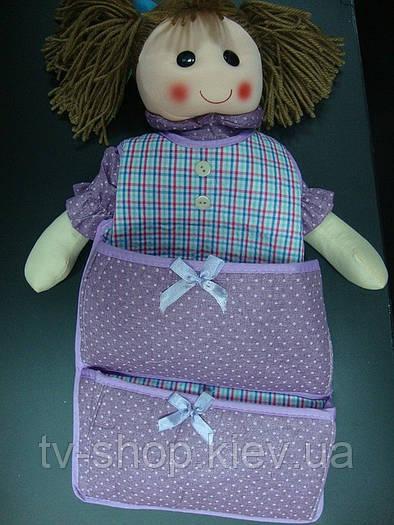 Кукла- 2 кармашка-фартушка