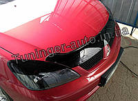 Реснички на фары Mitsubishi Lancer 9 2003-2009 (Anv), фото 1