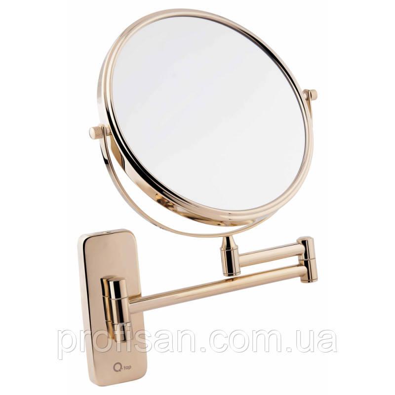 Зеркало косметическое Qtap Liberty ORO 1147