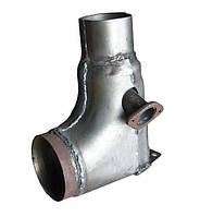 Труба выхлопная (колено глушителя ) Т-150 72-07002.00