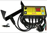 Комплект автоматики для твердопаливного котла АТОЅ + WPA-Х2 з діафрагмою (Польща), фото 7