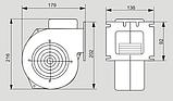 Комплект автоматики для твердопаливного котла АТОЅ + WPA-Х2 з діафрагмою (Польща), фото 9