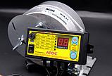 Комплект автоматики для твердопаливного котла АТОЅ + WPA-Х2 з діафрагмою (Польща), фото 2