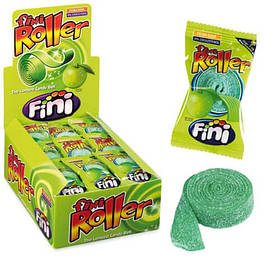 "Желейні цукерки ""Fini Roller"" Яблуко 20 грам"
