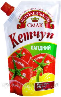 """Кетчуп """"Лагiдний"""" 300 гр"""