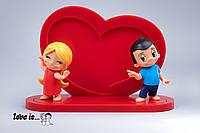 Набор фигурок    «Love is»  № 5, фото 1