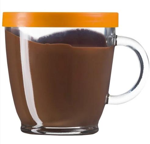 Паста Piacelli, крем какао та горіх, 300г + горнятко, фото 2