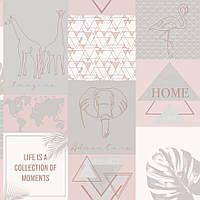 Adventure Pink_Grey