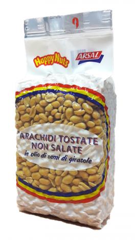 Арахіс Arachidi tostate non salate 1кг