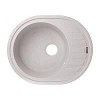 Кухонная мойка GF 620x500х200 GRA-09 (GFGRA09620500200), фото 1