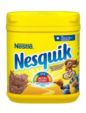 Шоколадний напій Nesquik (500 г), фото 2