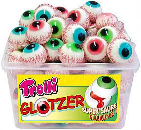 """Желейна цукерка око """"Trolli Glotzer"""" глаз"""