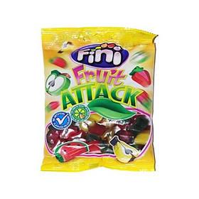 "Желейні цукерки ""Fini fruit attack"" Фруктова атака 100 грам"