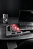 """Охлаждающая подставка для ноутбука 17.3"""" Trust GXT 220 Kuzo, Black, вентилятор, подсветка, 350х293х49 мм, фото 6"""