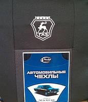 Чехлы на сиденья, авточехлы ГАЗ Волга 24-10 (31-029)  1985 - 1992 Стандарт з с 1/3 1/3 1/3; 2 подг пер. подл Prestige