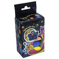 Масса для лепки Strateg Gumi clay, 6 цветов SKL11-237159