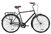 "Велосипед 28"" Dorozhnik COMFORT MALE 2020 (серый)"