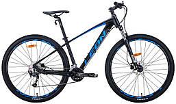 """Велосипед 29"""" Leon TN-70 2020 (черно-синий (м))"""