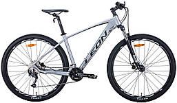 """Велосипед 29"""" Leon TN-70 2020 (серый (м))"""