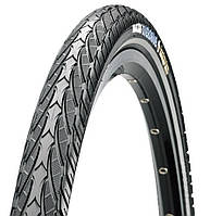 Покрышка 700x35C MAXXIS (ETB90108400) Overdrive, MAXXPROTECT/REF 27TPI, 70a, Wire