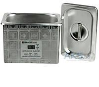 Ультразвуковая  ванна  BAKKU  BK3060 Один режима работы (35W), металлический корпус  (155*98*52) 1,2 кг