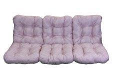 Комплект синтепоновых подушек для садовой качели Арт. С-030