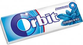 Жувальна гумка Orbit солодка мята