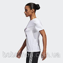 Женская футболка adidas Trefoil FJ9454, фото 3