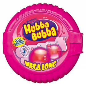 "Жувальна гумка ""Hubba Bubbа"" фруктова фантазія, Bubble Gum 56г"
