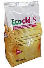 Экоцид С 2,5 кг дезинфицирующий порошок Словения