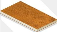 Сендвіч панель КТМ 32*1310*3000 (1,5мм/1мм) зол дуб одностороння