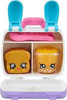 Ланч бокс с аксесуарами для кукол Kindi Kids Fun Lunch Box